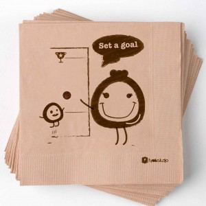 6. Set some realistic goals